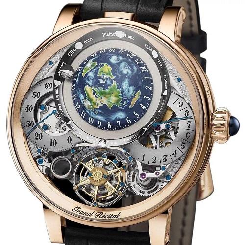 播威新款腕表 于太子珠宝钟表呈献的表坛盛事World Brand Piazza 2016隆重登场(图)